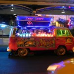 VW Mini Van Bar