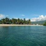 view of badian island