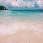 Ceningan beach
