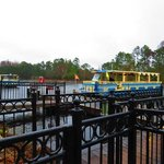 Boat Shuttle to Downtown Disney