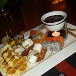 In Villa Dessert Platter