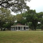 Studio where Jefferson Davis wrote his memoirs
