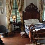 Jefferson Davis Bedroom