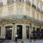 Historic building beautifully renovated