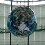 Globe presentation