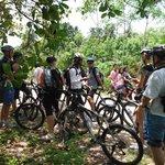 Koh Yao Noi bike tour 2014-04-25