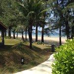 Twin Lotus beach
