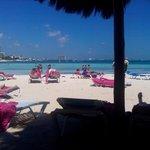 beach at grand palm