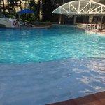 The Pool again...