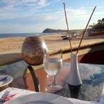 View from Cortez Restaurant