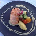 Lobster tail from Cortez restaurant mmmmmm