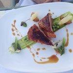 Duck from Cortez restaurant, delicioso!