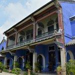 Blue Mansion in Penang