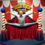 Circus guy!