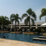 Hillside pool - Kandaburi