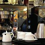 caffè americano e thè!