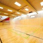 Recreational facilities - sports hall