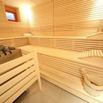 Recreational facilities - sauna