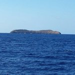 Approaching Molokini Crater 3/19/14