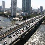 Bangkok eine pulsierende Stadt, das Hotel der ideale Rückzugsort