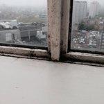 Mouldy windows
