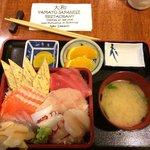 Sushi set $22