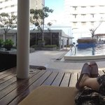 My fave place, pool
