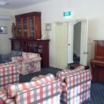 Veronica Champion room on ground floor - relax with a free cup of tea