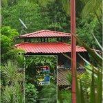 Host house in La Piña