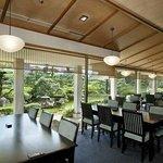 レストラン雲海からの眺め