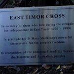 Timor Remembered detail