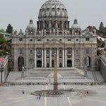 Città del Vaticano: la Basilica di San Pietro