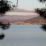 Sunset view of Fethiye