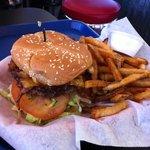 Ricky Bobby Burger