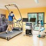 Recreational facilities - body analytics room