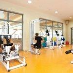 Recreational facilities - fitness center