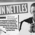 As recommended by John Nettles