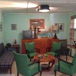Inside the Ben-Gurion's Desret Home
