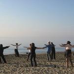 Tai Chi e Qi Gong: pratica al mare per i nostri ospiti