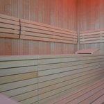 Recreational facilities - sauna