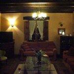 Ground floor lounge