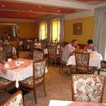 In unserem Restaurant genießen Sie traditionelle Speisen aus Österreich und Kärnten.