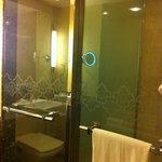 banyo tuvalet ve duş bölümü