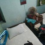 la cabine deux lits