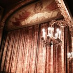 Большой театр, занавес