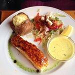Fresh halibut--best EVER!!