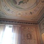 soffitto stanza Giuditta