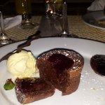 perfect chocolate fondant