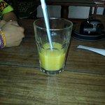 Seaweed juice