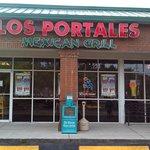 Los Portales - The Entrance
